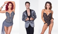 Sharna Burgess, Sasha Farber and Jenna Johnson; Dancing with the Stars: Athletes
