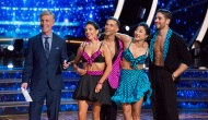 Tom Bergeron, Jenna Johnson, Adam Rippon, Mirai Nagasu and Alan Bersten, Dancing with the Stars: Athletes