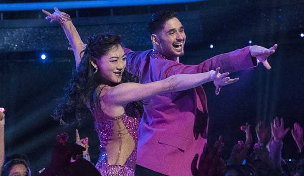 Mirai Nagasu Dancing with the Stars Athletes