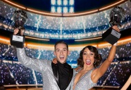 Adam Rippon and Jenna Johnson, Dancing with the Stars: Athletes