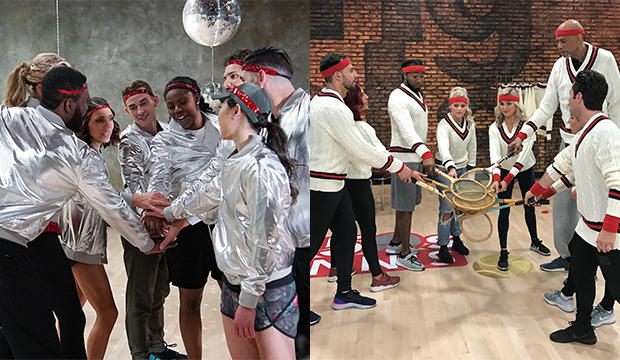 Dancing with the Stars: Athletes team dances