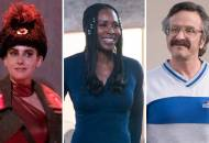 Alison Brie Sydelle Noel and Marc Maron GLOW