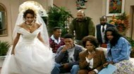 karyn peterson wedding dress fresh prince of bel air