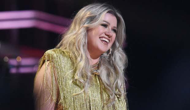 Kelly Clarkson Billboard Music Awards 2018