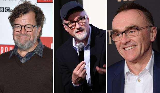 Kenneth Lonergan David Fincher and Danny Boyle