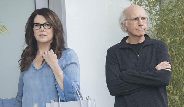 Lauren Graham in Curb Your Enthusiasm