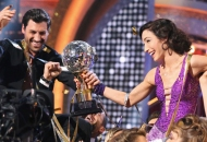 Maksim Chmerkovskiy and Meryl Davis, Dancing with the Stars