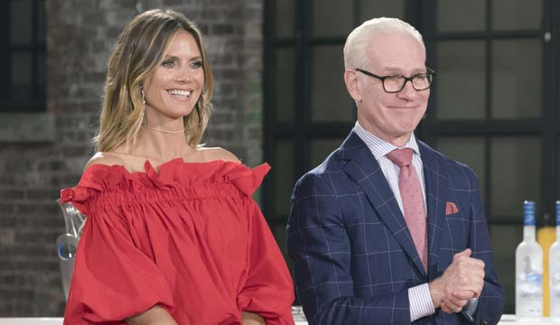 Project Runway Heidi Klum And Tim Gunn Are Out Goldderby