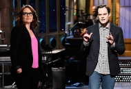 Tina Fey, Bill Hader; Saturday Night Live