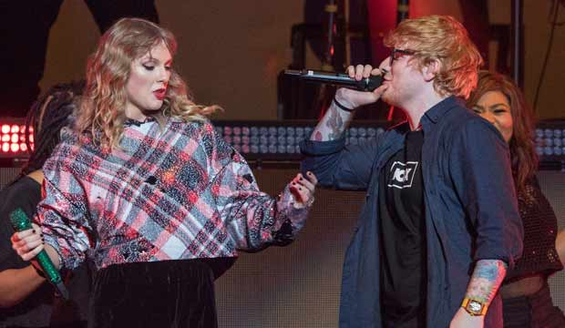 Grammys 2019: Will Taylor Swift Be Snubbed Like Ed Sheeran