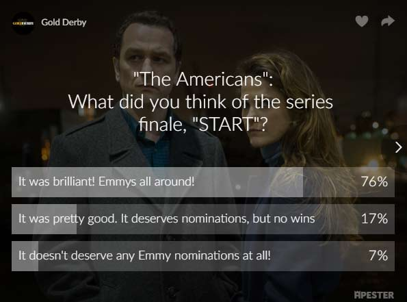 the americans poll results