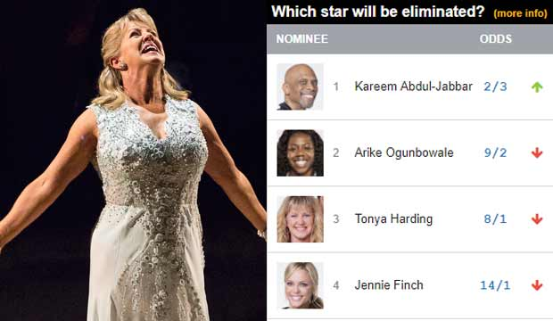 Tonya Harding Dancing with the Stars Athletes
