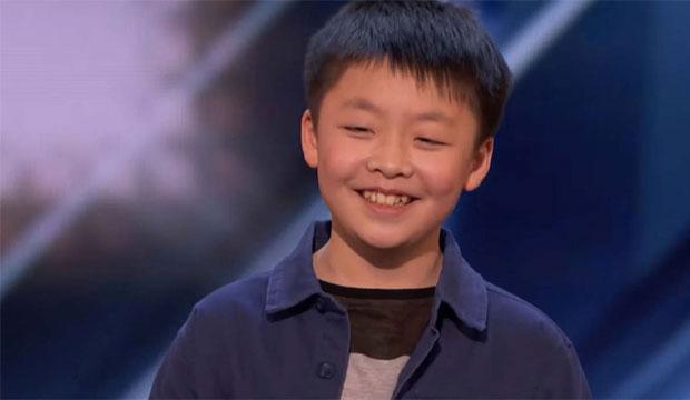 america s got talent 13 year old singer jeffrey li eliminated