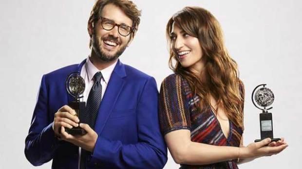 2018-Tony-Awards-Hosts-Josh-Groban-Sara-Bareilles