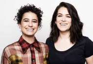Abbi Jacobson Ilana Glazer Broad City