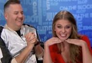 Ross Mathews and Haleigh Broucher, Big Brother 20