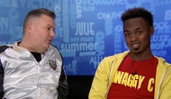 """Ross Mathews and Chris """"Swaggy C"""" Williams, Big Brother 20"""