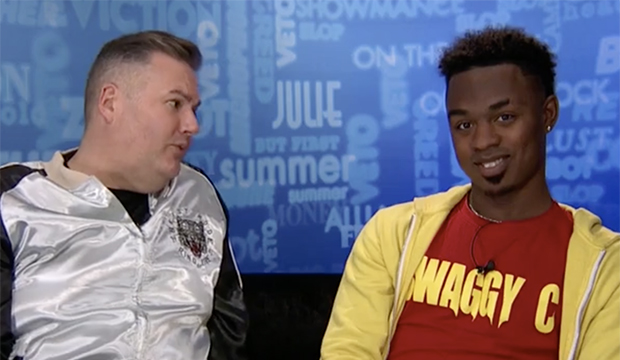 "Ross Mathews and Chris ""Swaggy C"" Williams, Big Brother 20"