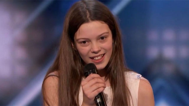 Courtney Hadwin: Before 'America's Got Talent,' she aced 'The Voice
