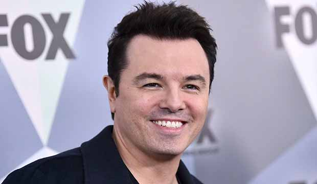 Seth MacFarlane ('Family Guy') wins Emmy for Best Voice-Over Performance at Creative Arts ceremony