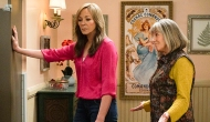 Allison Janney and Mimi Kennedy, Mom