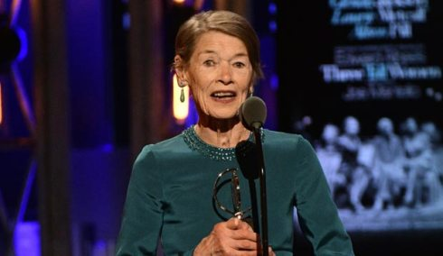 Glenda Jackson Tony Awards 2018