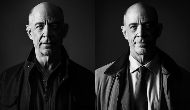 JK Simmons in Counterpart