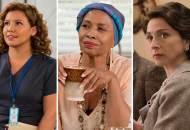 Emmy underdogs Justina Machado Jenifer Lewis and Marin Hinkle