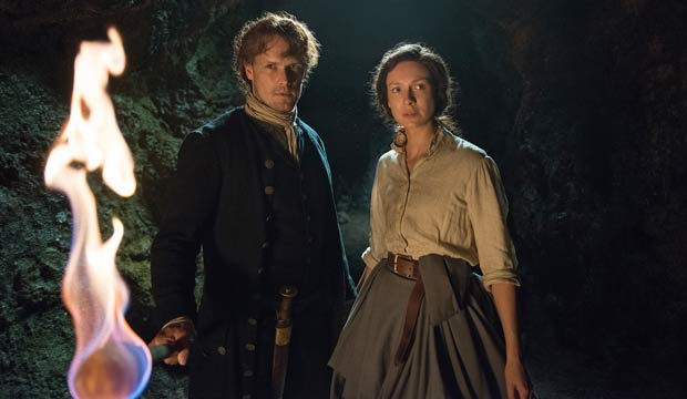 Outlander' Emmy Submissions Include Sam Heughan, Caitriona
