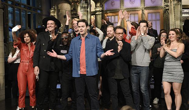 Bill Hader, Saturday Night Live