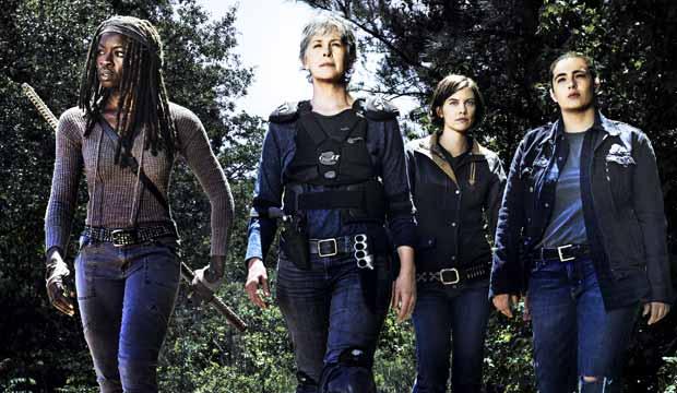 The Walking Dead women