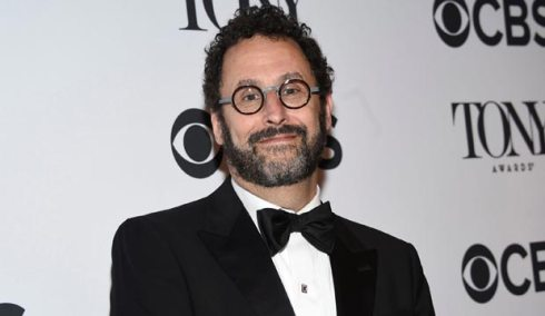 Tony Kushner Tony Awards 2018