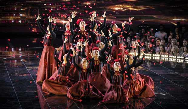 Fabulous Sisters on World of Dance