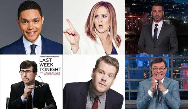 Best Variety Talk Series