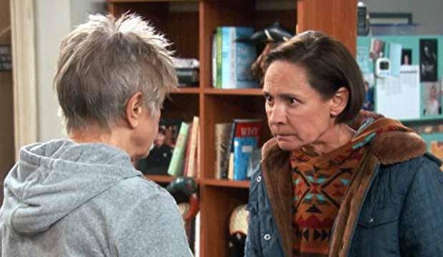 Laurie Metcalf on Roseanne