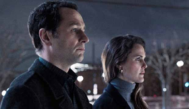 Matthew Rhys on The Americans