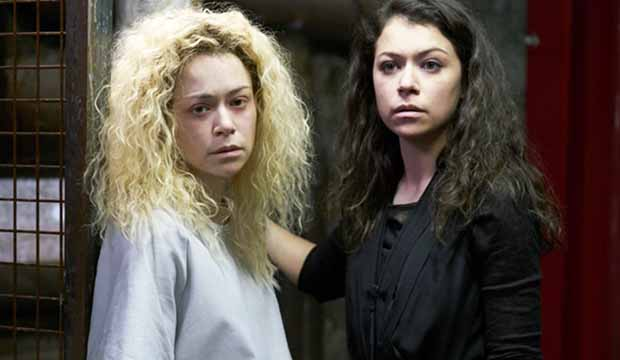 Tatiana Maslany on Orphan Black
