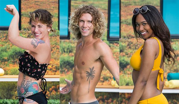 Sam; Tyler; Bayleigh, Big Brother 20