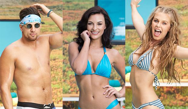 Faysal; Rachel; Haleigh, Big Brother 20