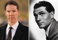 Benedict Cumberbatch and Laurence Olivier