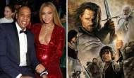 Beyonce and Jay Z The Lord of the Rings The Return of the King