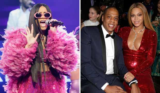 Cardi B Jay Z Beyonce