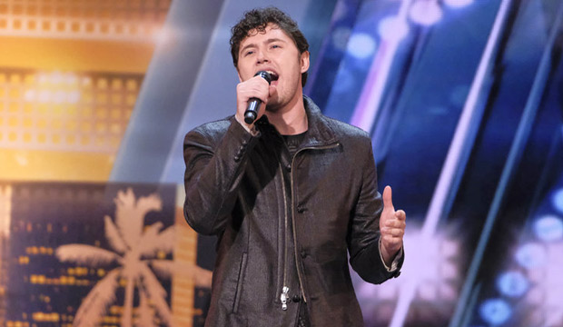 America's Got Talent Daniel Emmet 10 Rare Times Simon Cowell Was Actually Sweet On Reality TV