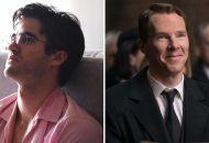 Darren Criss and Benedict Cumberbatch