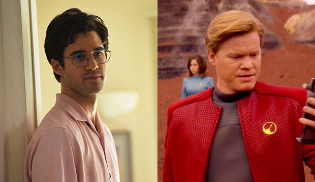 Darren Criss, The Assassination of Gianni Versace: American Crime Story; Jesse Plemons, Black Mirror