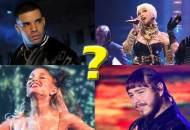 Drake Cardi B Ariana Grande and Post Malone