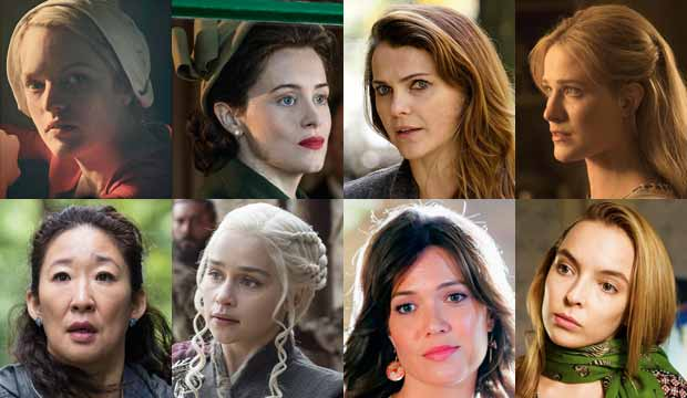 Emmy contenders for Best Drama Actress