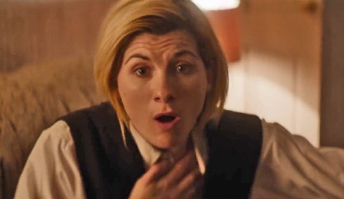 Jodie Whittaker in Doctor Who trailer