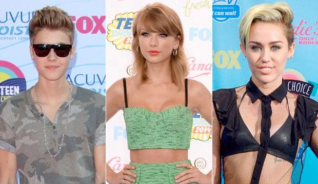 Teen Choice Awards: Most Wins