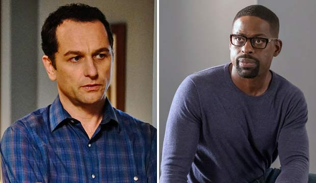 Matthew Rhys vs Sterling K Brown at the Emmys